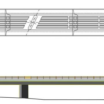 οδογέφυρα   στον χείμαρρο Ξηριά -οδού Βαμβακού προς Εθνική