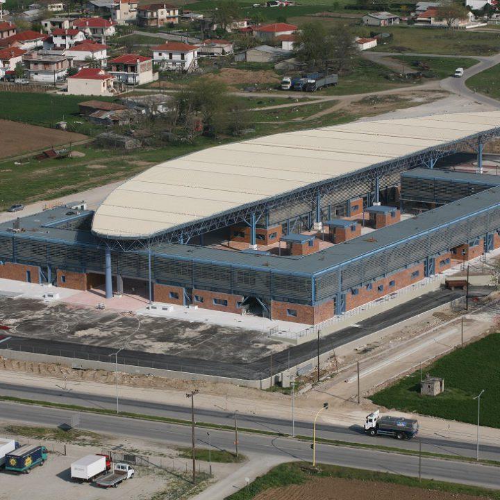 Σταθμός Υπεραστικών Λεωφορείων, ΚΤΕΛ Τρικάλων