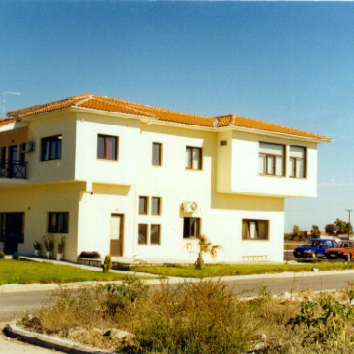 κτίριο πολλαπλών χρήσεων Δήμου Πλατυκάμπου