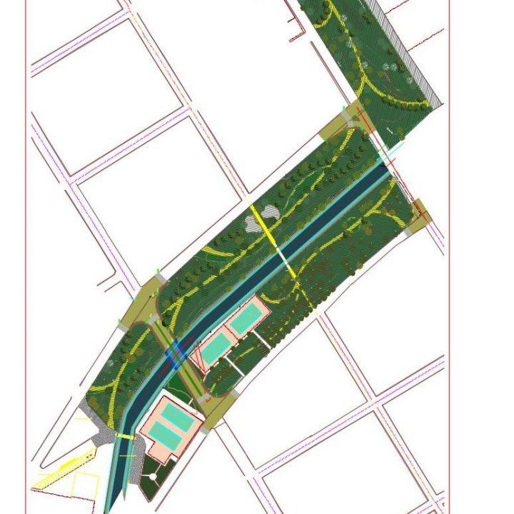 αντιπλημμυρικά έργα στη συνοικία «Καλλιθέα» Νίκαιας-Δ. Νίκαιας