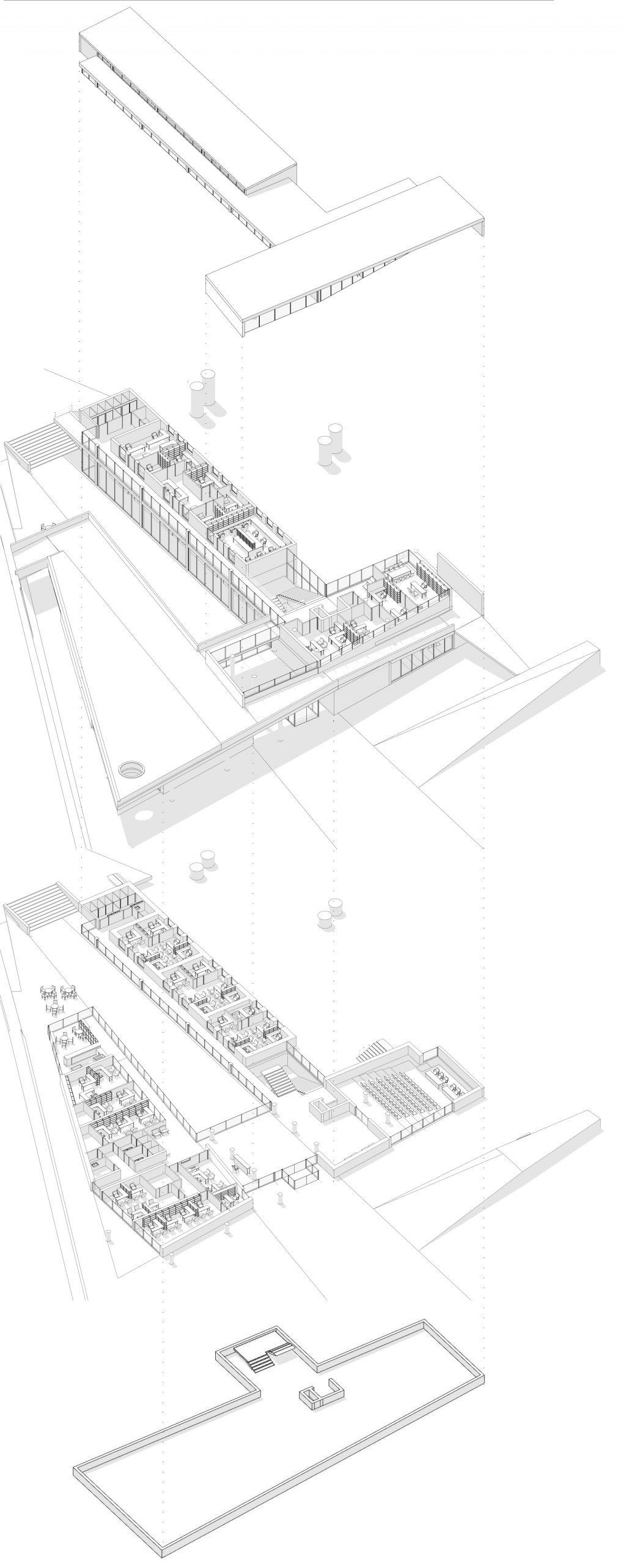 Οργανόγραμμα κτιρίου