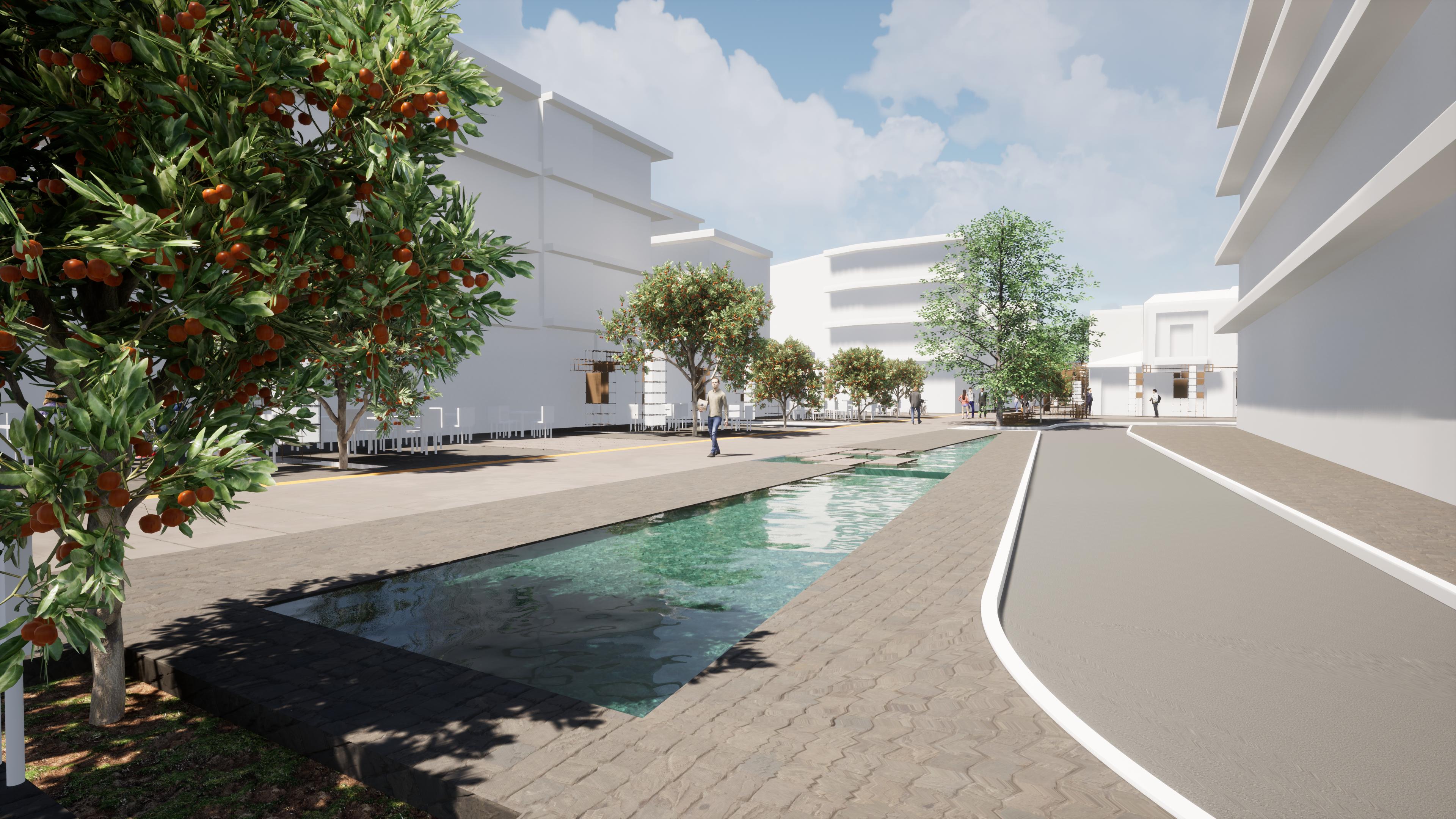 Τρίτο βραβείο στον Αρχιτεκτονικό Διαγωνισμό Ιδεών για το Open Mall της Άρτας